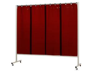 Сварочный экран OMNIUM шириной 215 см. с полотном